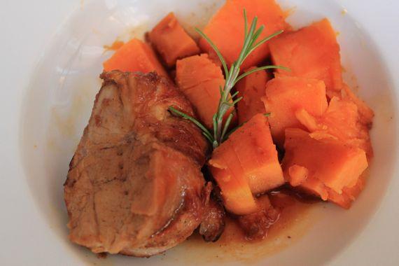 Filet Mignon of Porc