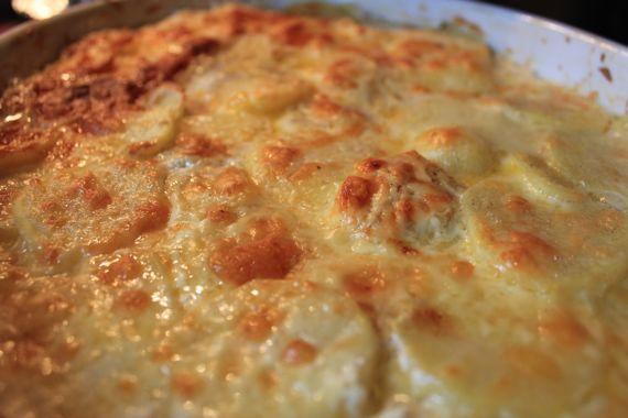 French Scalloped Potatoes