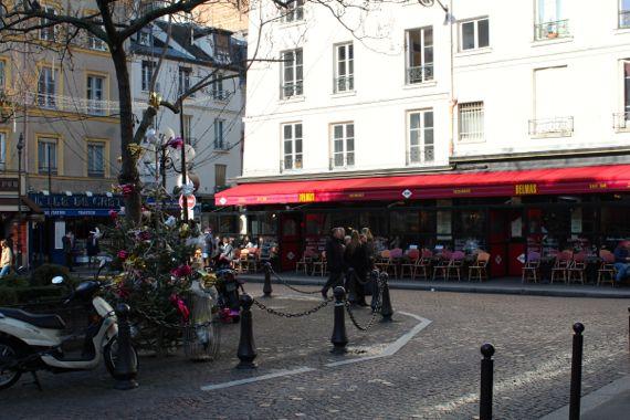 Paris Author Luncheon