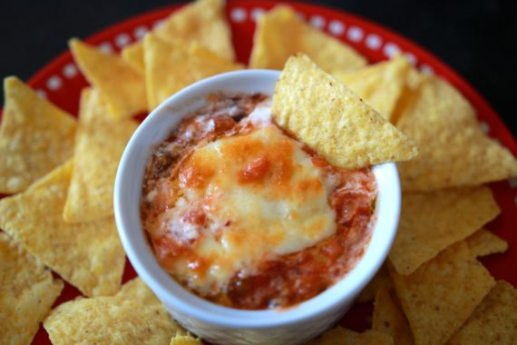 5-layer bean dip