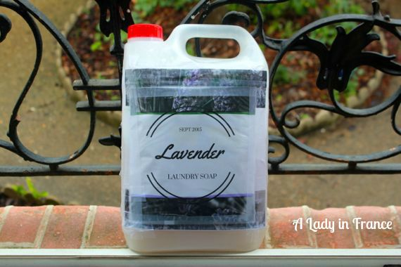 Homemade Liquid Laundry Detergent (with photos)