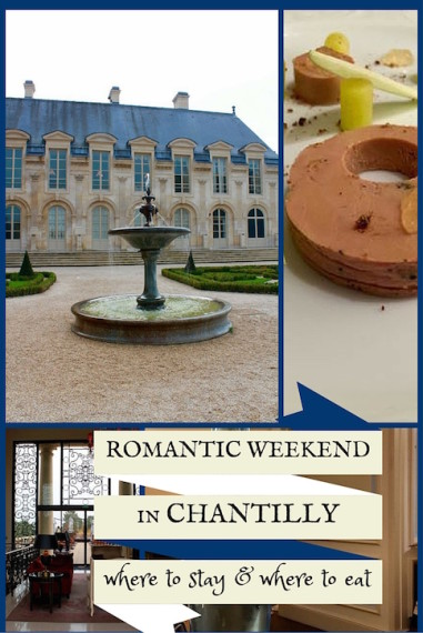 a romantic weekend in chantilly a lady in france. Black Bedroom Furniture Sets. Home Design Ideas