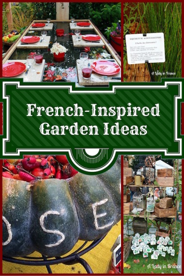Here are some French inspired garden ideas from the Journée des Plantes in Chantilly. The place is magical.