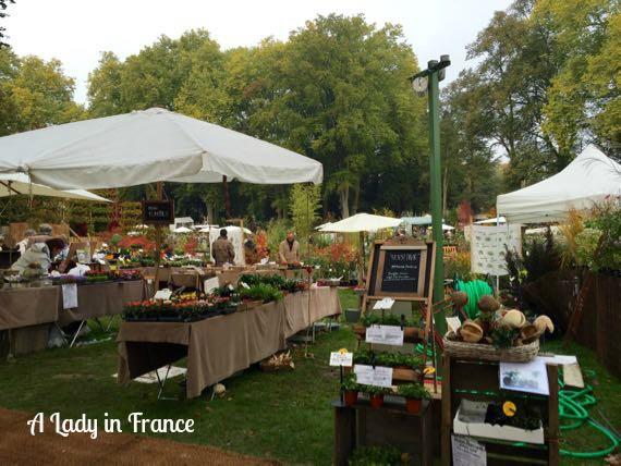French inspired garden ideas
