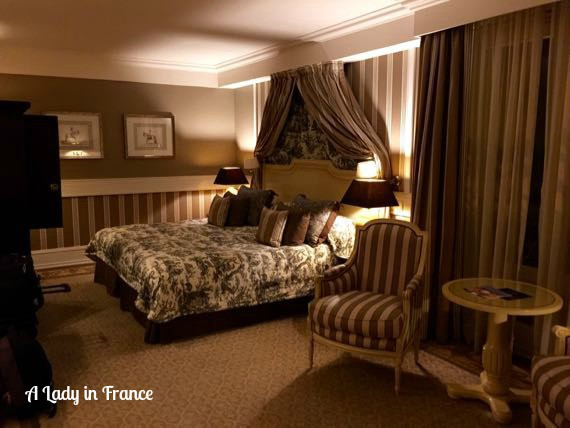romantic weekend in chantilly
