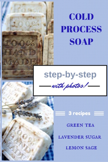 This is a vegan recipe for lavender sugar cold process soap. You can't go wrong with this recipe.