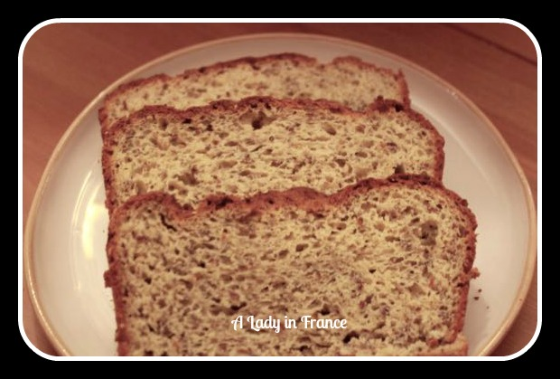 Gluten-Free, High-Fiber Bread Recipe