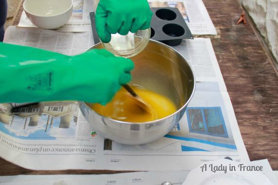 how to make cold process soap with photos