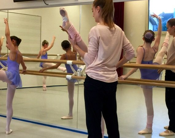Ballet Classes in France