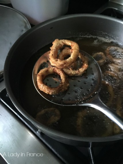 gluten-free fried calamari rings