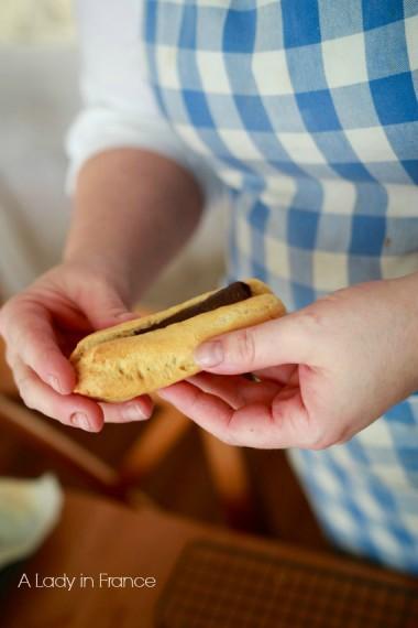 Gluten-Free Chocolate Eclair Recipe