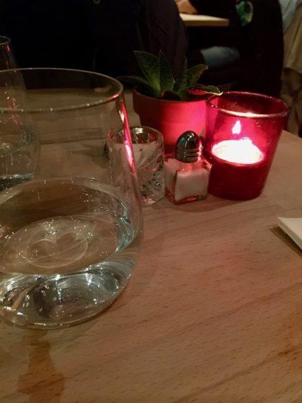 Paris Restaurant Review : Le Petit Commines