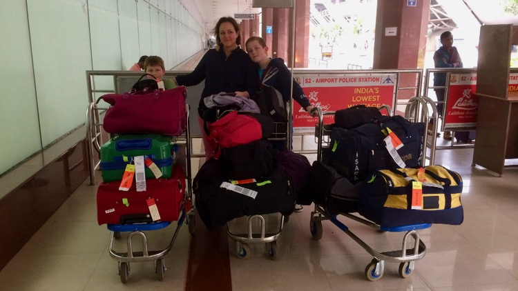 How to Travel Elegantly with kids