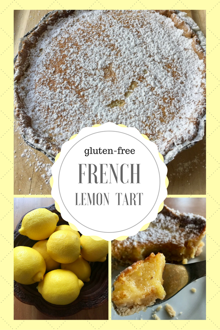 This French lemon tart recipe tastes as good as a patisserie-made lemon tart. The crust recipe works well with both regular and gluten-free flour.