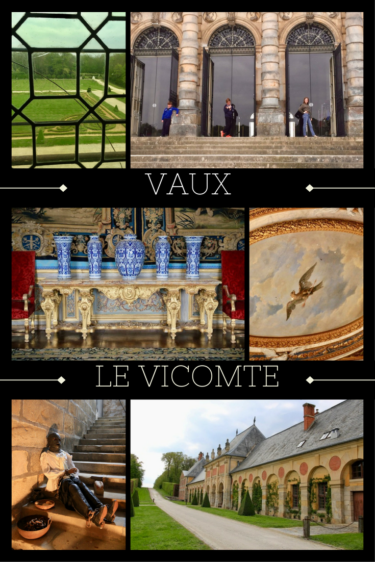 The history of Vaux-le-Vicomte, some photos, and how to pronounce it.