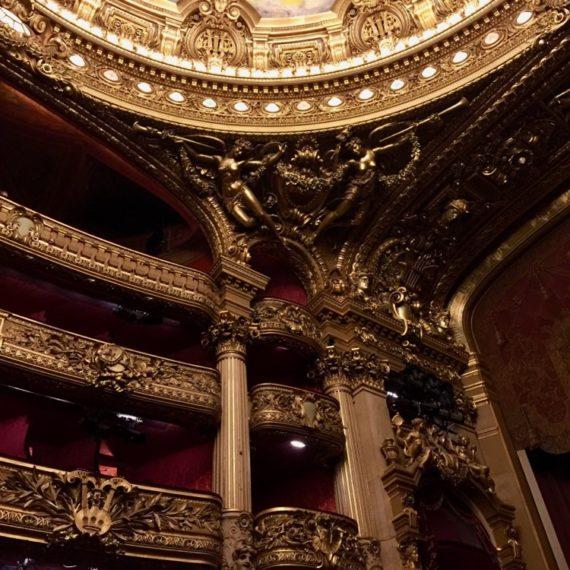 An Opera Garnier Experience